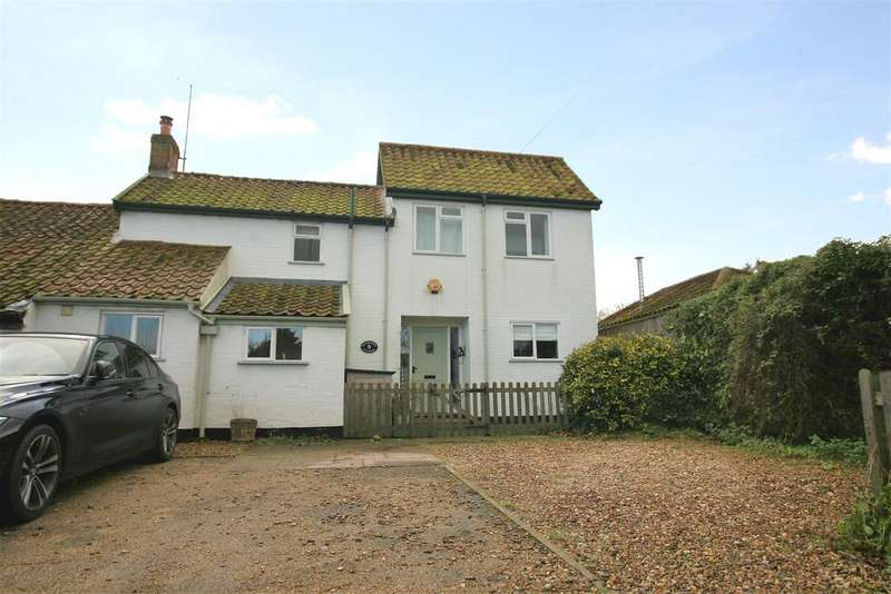 3 Bedrooms Semi Detached House for sale in The Common, Tunstall, Woodbridge