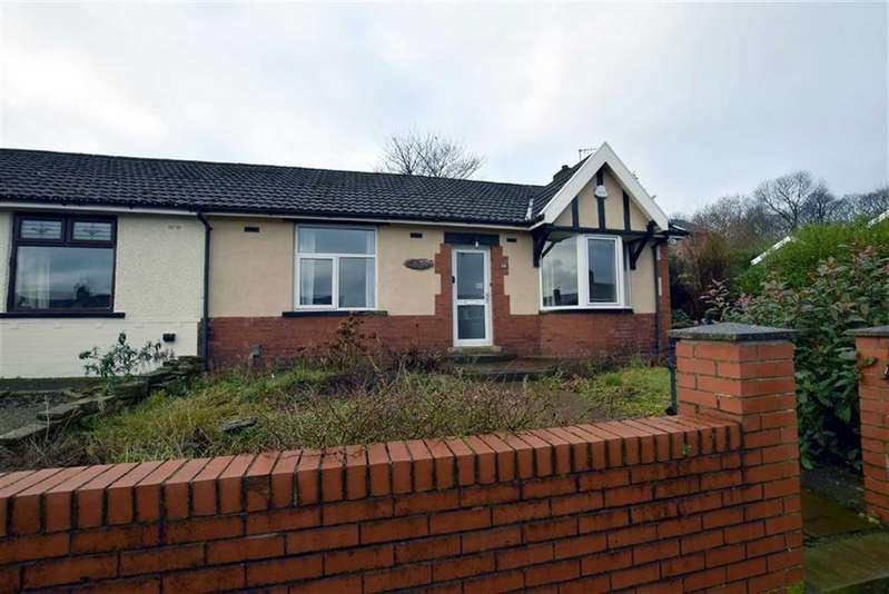 2 Bedrooms Semi Detached Bungalow for sale in Ighten Road, Burnley, Lancashire