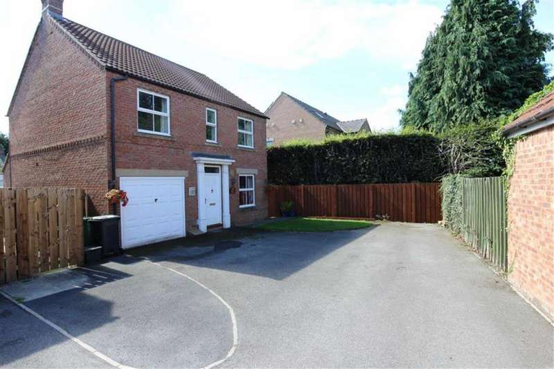 4 Bedrooms Detached House for sale in Wellington Way, Richmond, North Yorkshire