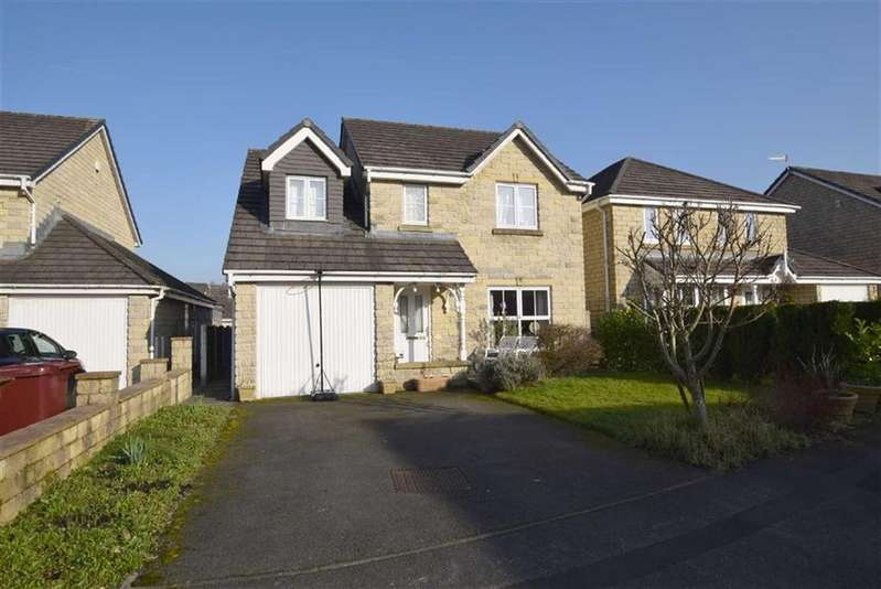 4 Bedrooms Detached House for sale in Mary Towneley Fold, Burnley, Lancashire