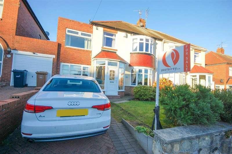 4 Bedrooms Semi Detached House for sale in Fortrose Avenue, Barnes, Sunderland