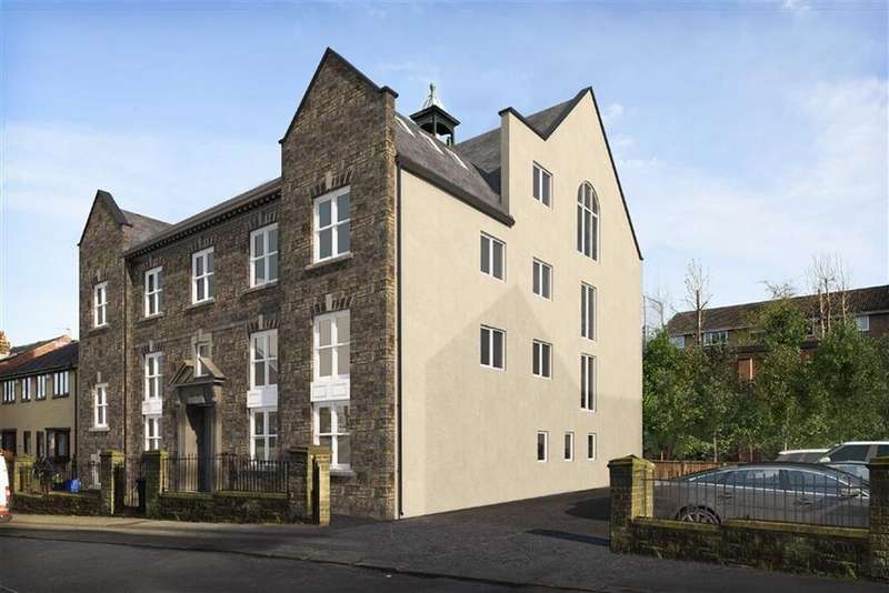 2 Bedrooms Apartment Flat for sale in Carlton Road, Hillsborough, Sheffield, S6