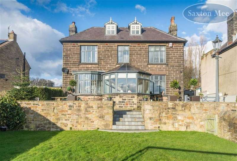 5 Bedrooms Detached House for sale in Loxley Road, Loxley, Sheffield, S6