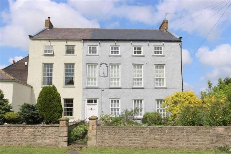5 Bedrooms Semi Detached House for sale in Richmond Road, Richmond, North Yorkshire