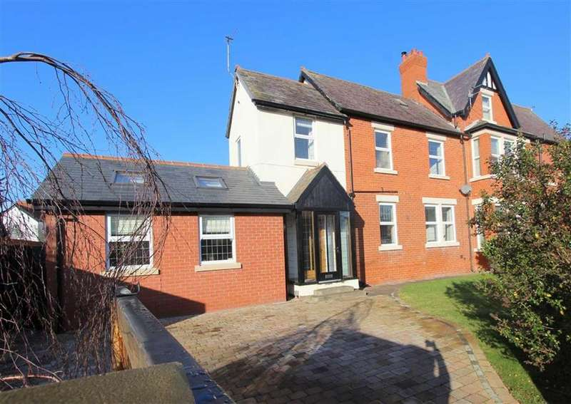3 Bedrooms End Of Terrace House for sale in Queens Road, Lytham St Annes, Lancashire