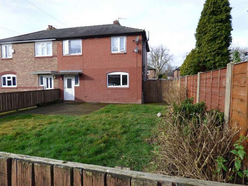3 Bedrooms Semi Detached House for sale in Wallasey Avenue, Fallowfield, Manchester, M14