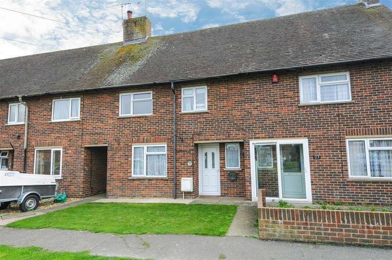 3 Bedrooms Terraced House for sale in Tacklee Road, Yapton