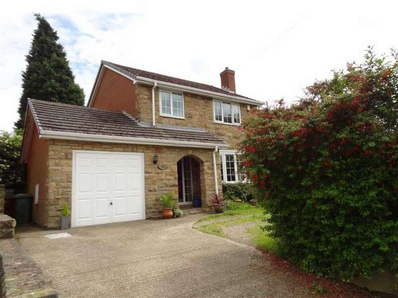 3 Bedrooms Detached House for sale in Tun Lane, South Hiendley, Barnsley, S72