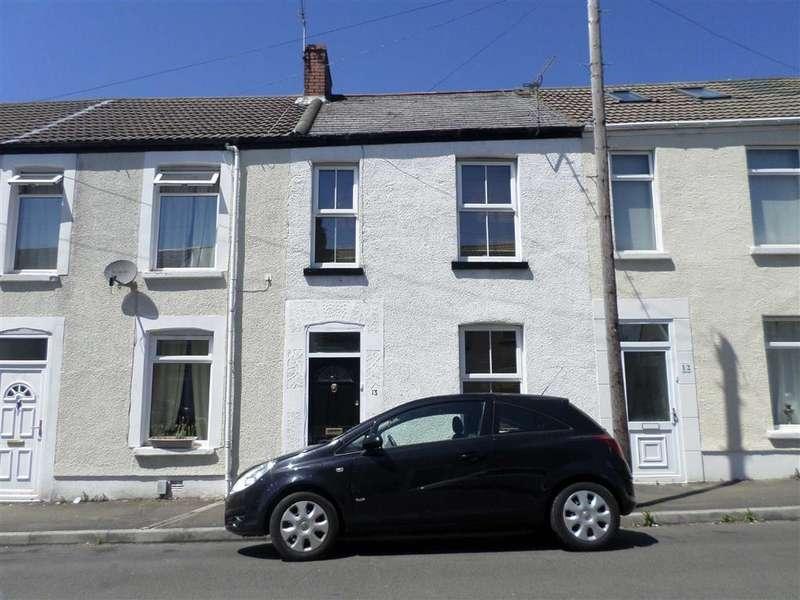 3 Bedrooms Terraced House for sale in Edgeware Road, Swansea, SA2