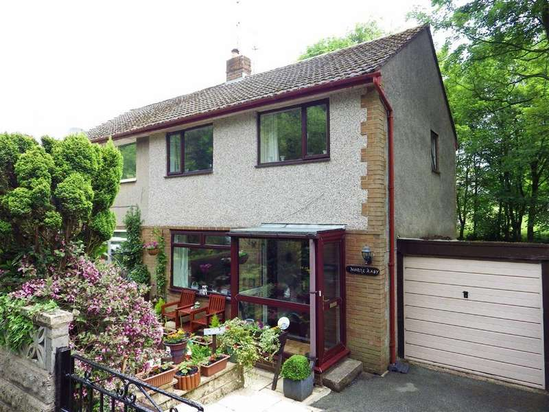 3 Bedrooms Semi Detached House for sale in Cowpe Road, Cowpe, Rossendale, Lancashire, BB4
