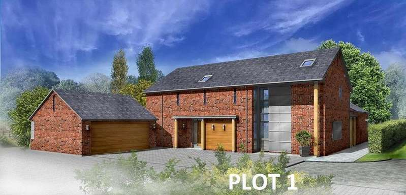 4 Bedrooms Detached House for sale in Bell Lane, Thelwall