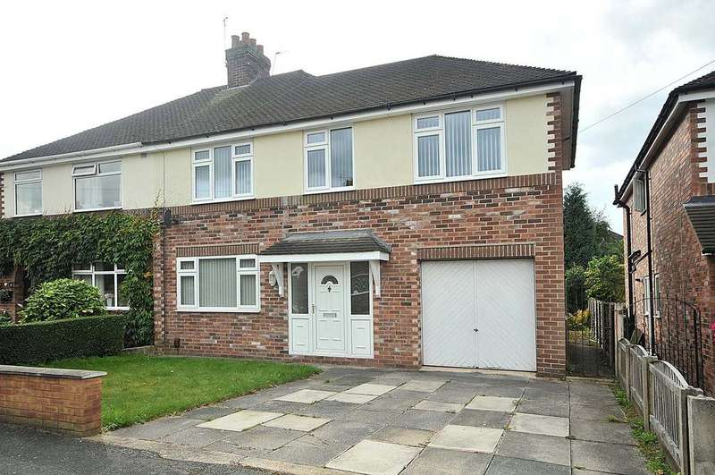 4 Bedrooms Semi Detached House for sale in Kildonan Road, Grappenhall