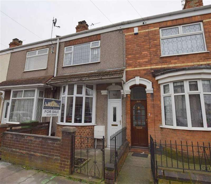 2 Bedrooms Terraced House for sale in Weelsby Street, Grimsby, North East Lincolnshire
