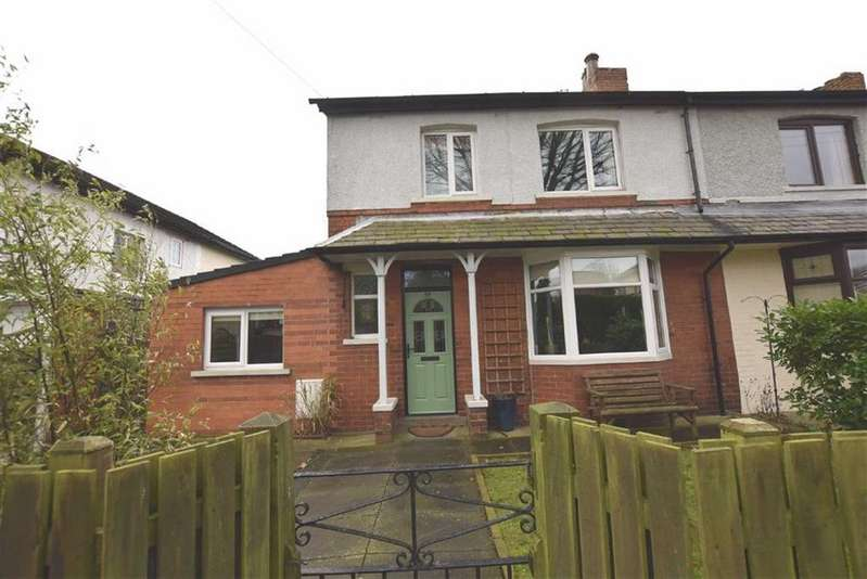 3 Bedrooms Semi Detached House for sale in Ightenhill Park Lane, Burnley, Lancashire