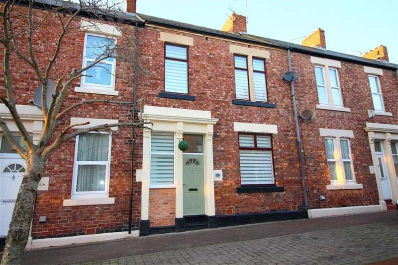 3 Bedrooms Terraced House for sale in Seymour Street, North Shields