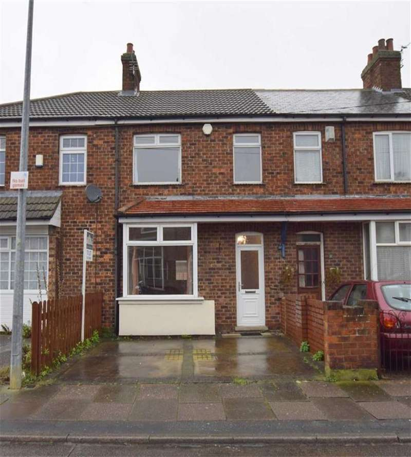 3 Bedrooms Terraced House for sale in Welbeck Road, Grimsby, North East Lincolnshire