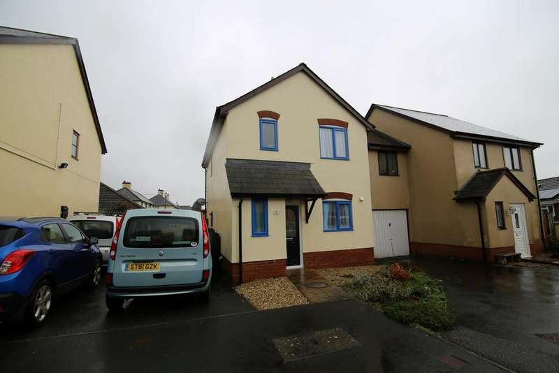 3 Bedrooms House for sale in Ansteys Court, Witheridge, Tiverton