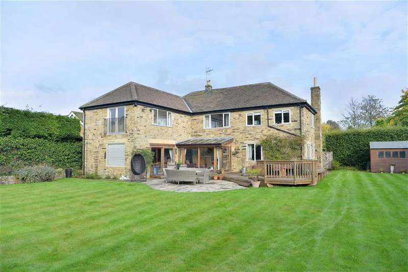 5 Bedrooms Detached House for sale in Knaresborough Road, Little Ribston, LS22