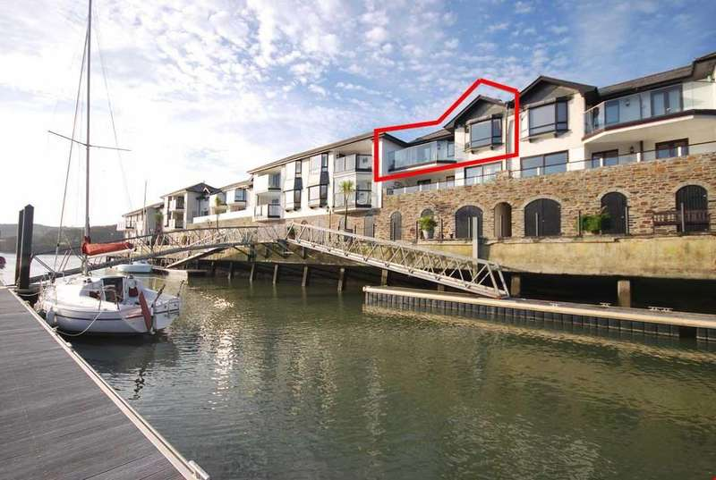 3 Bedrooms Penthouse Flat for sale in Victoria Quay, Malpas, Truro, South Cornwall, TR1