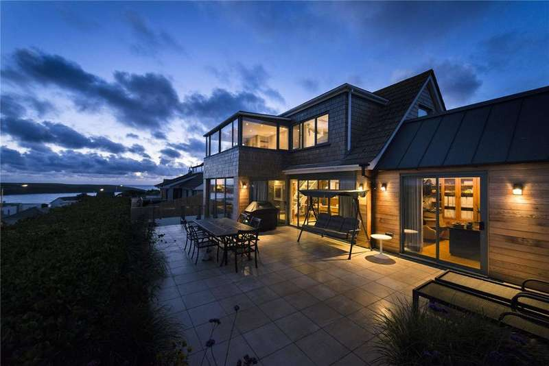 5 Bedrooms House for sale in Riverside Crescent, Newquay, Cornwall, TR7