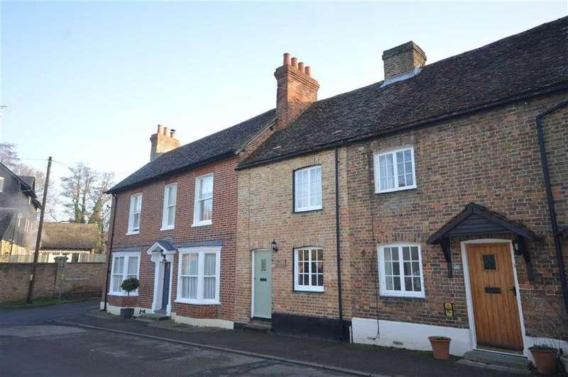2 Bedrooms Terraced House for sale in Ermine Street, Thundridge, Hertfordshire, SG12