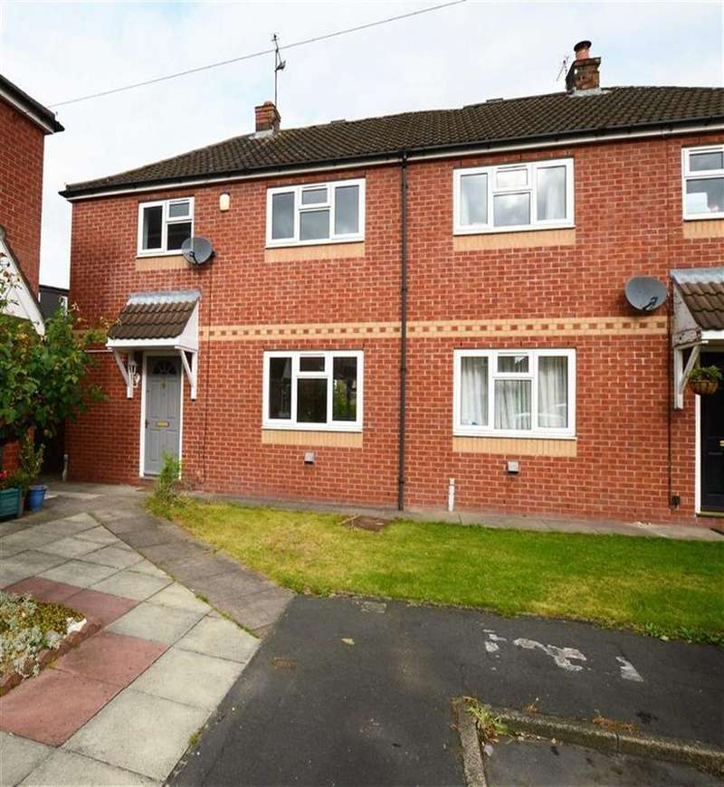 3 Bedrooms Semi Detached House for sale in Robinsway, Bowdon, Cheshire, WA14