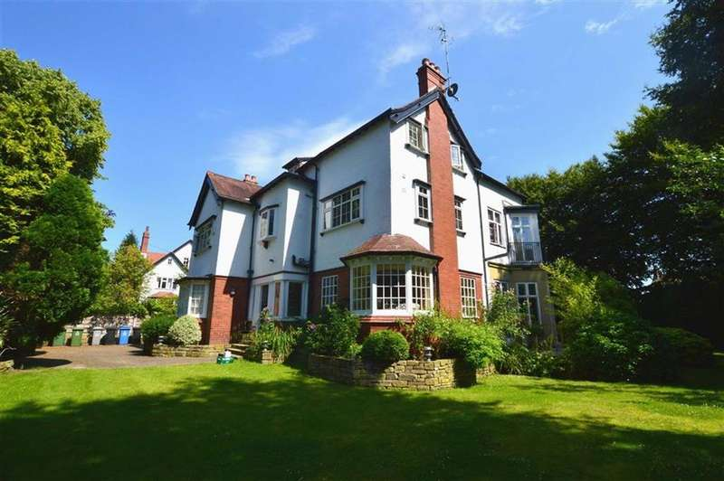 5 Bedrooms Detached House for sale in Murieston Road, Hale, Cheshire, WA15