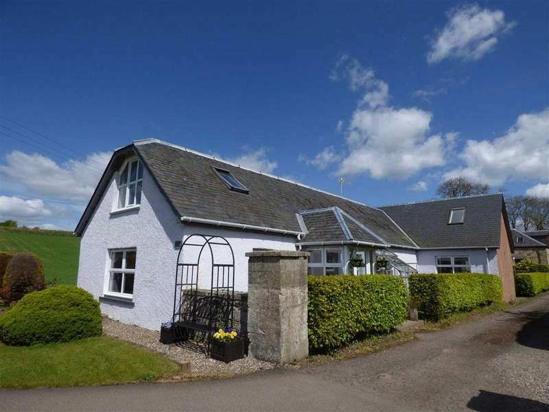 4 Bedrooms Detached House for sale in Station Road, Dairsie, Fife