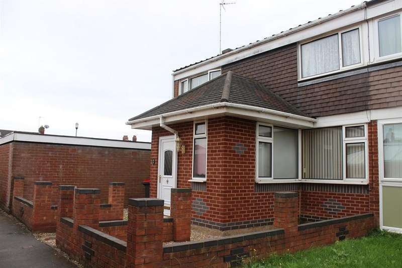 3 Bedrooms End Of Terrace House for sale in Abbey View, Polesworth, Tamworth