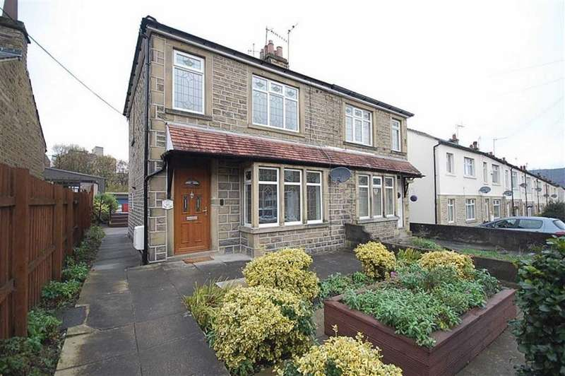 3 Bedrooms Semi Detached House for sale in Westbury Street, Elland, HX5
