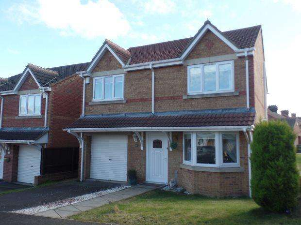 4 Bedrooms Detached House for sale in ASHWOOD MEADOWS, HORDEN, PETERLEE AREA VILLAGES