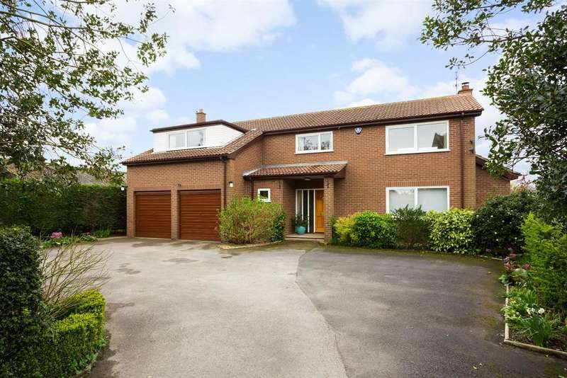 4 Bedrooms Detached House for sale in Wistowgate, Cawood