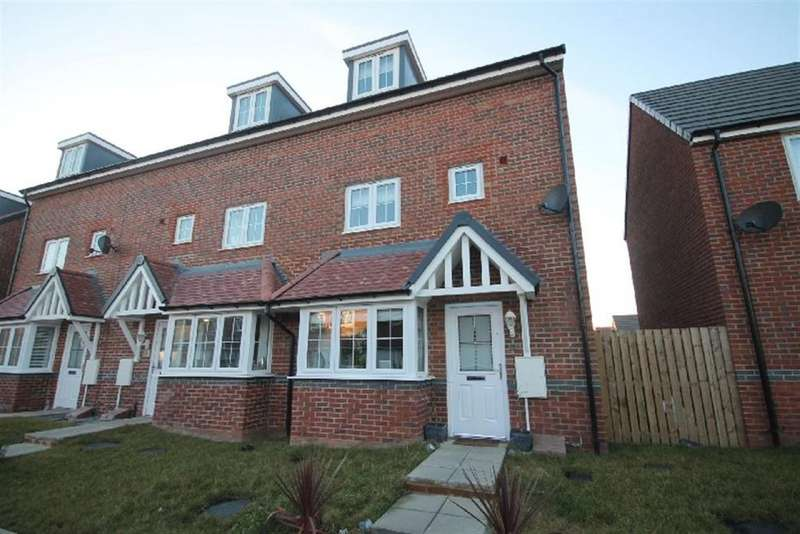 4 Bedrooms Semi Detached House for sale in Morgan Drive, Spennymoor, County Durham