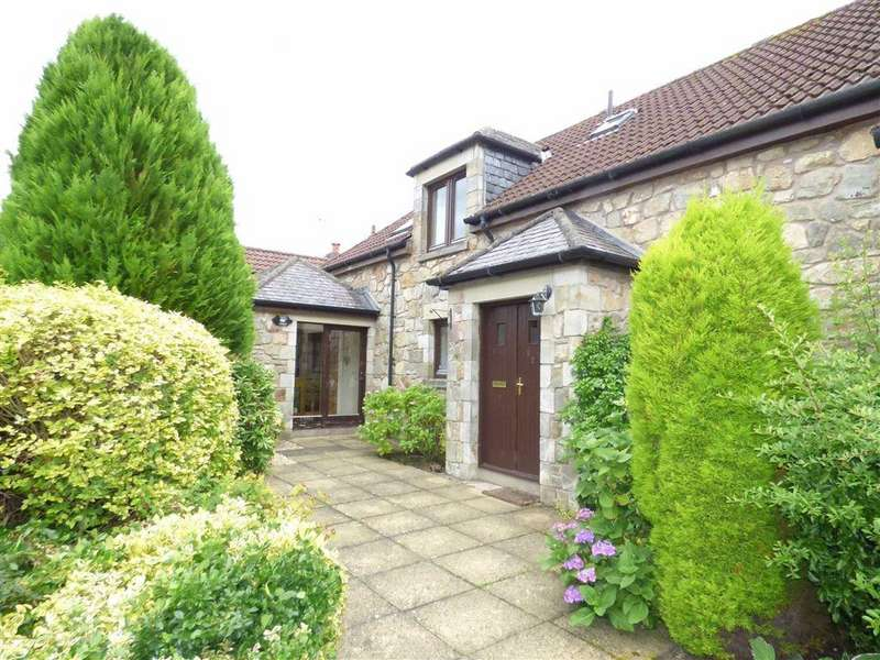 3 Bedrooms Semi Detached House for sale in Balmungo Steadings, St Andrews, Fife