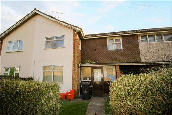 3 Bedrooms Terraced House for sale in Caxton Close, Swindon