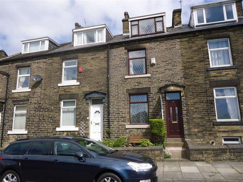 3 Bedrooms Terraced House for sale in Sunnybank Road, Bradford, West Yorkshire, BD5
