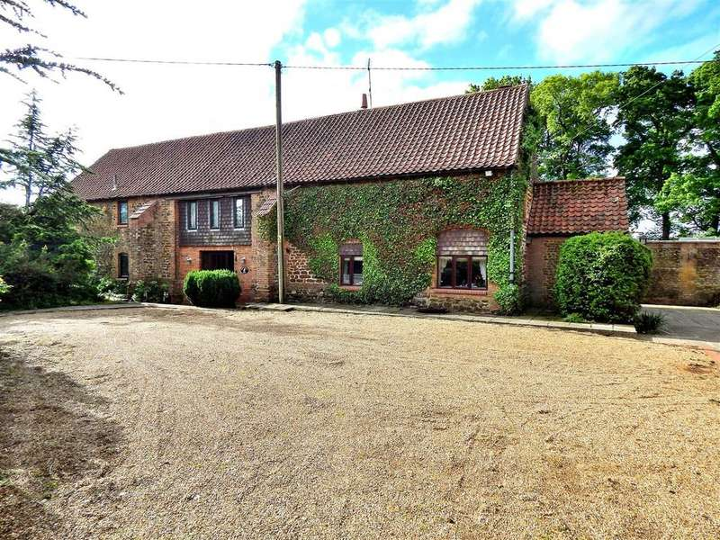 6 Bedrooms Barn Conversion Character Property for sale in Lynn Road, Middleton, King's Lynn