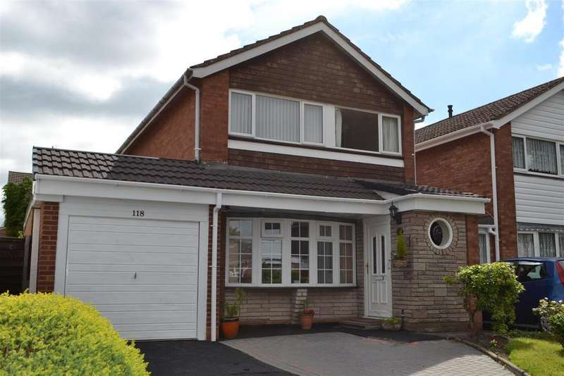 3 Bedrooms House for sale in Sharon Way, Hednesford, Cannock