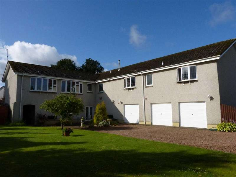 4 Bedrooms Detached House for sale in Milton Road, Luncarty, Perthshire