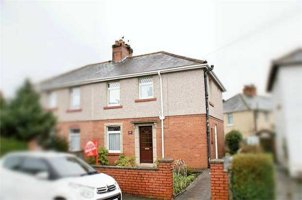 3 Bedrooms Semi Detached House for sale in Idwal Street, Neath, Neath, West Glamorgan