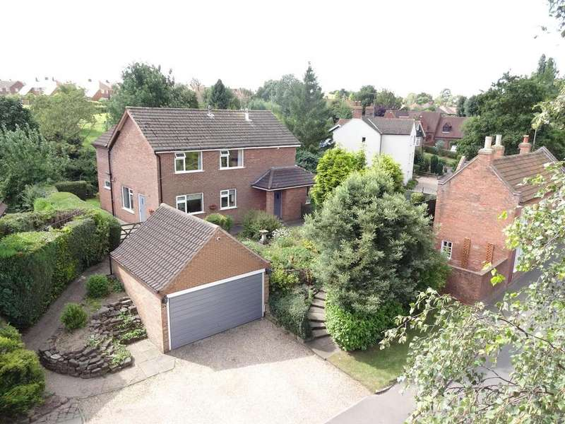 4 Bedrooms Detached House for sale in Main Street, Lambley, Nottingham, NG4 4PN