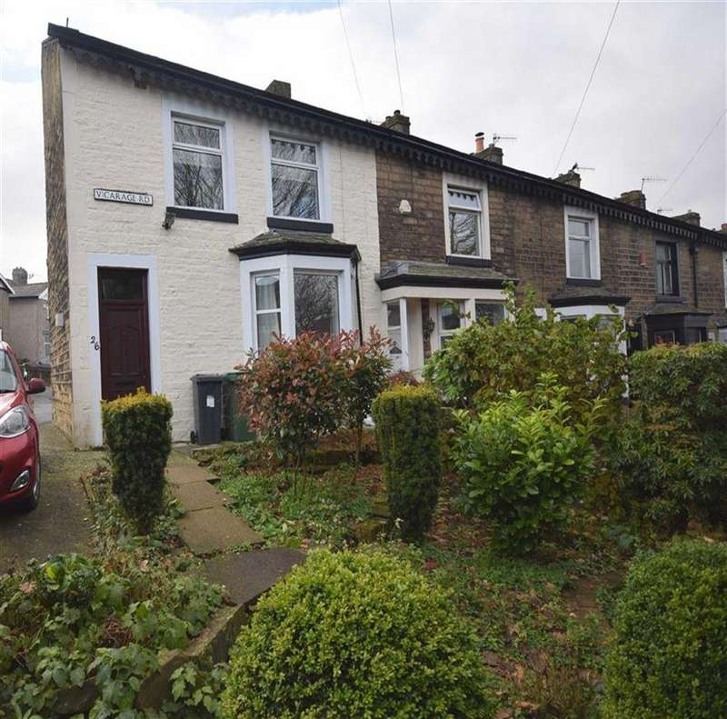 3 Bedrooms Terraced House for sale in Vicarage Road, Nelson, Lancashire