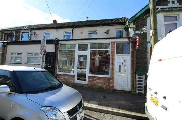 3 Bedrooms Terraced House for sale in Newport Road, Cwmcarn, NEWPORT, Caerphilly