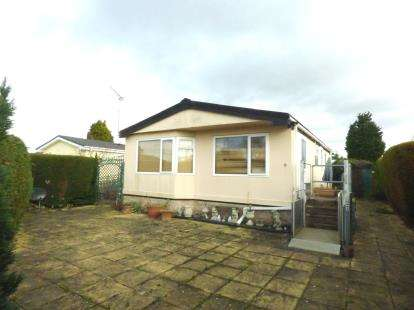 3 Bedrooms Mobile Home for sale in Wallow Lane, Great Bricett, Ipswich
