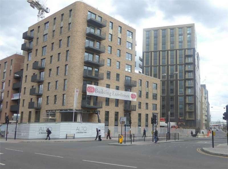 1 Bedroom Flat for sale in Cedar House - Wembley Park, Wembley, Greater London