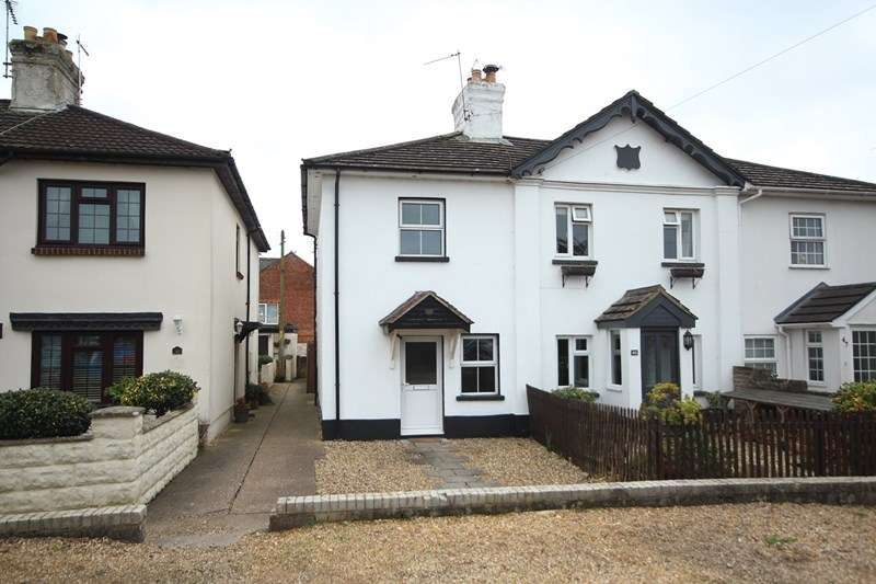 2 Bedrooms End Of Terrace House for sale in New Street, RINGWOOD