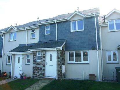 3 Bedrooms Terraced House for sale in St. Merryn, Padstow, Cornwall