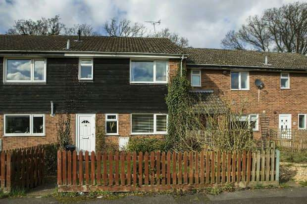 3 Bedrooms Terraced House for sale in Clements Close Spencers Wood Reading
