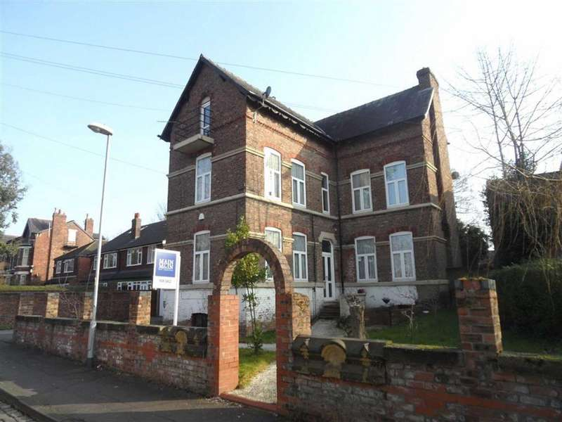 6 Bedrooms Detached House for sale in York Road, Chorlton