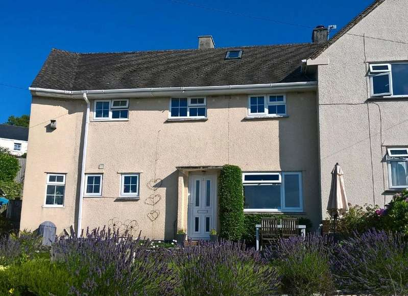 4 Bedrooms Semi Detached House for sale in St Georges Close, Modbury, Ivybridge, Devon, PL21